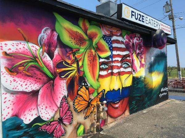 Fuze Eatery in Long Branch, courtesy of wordontheshore.com