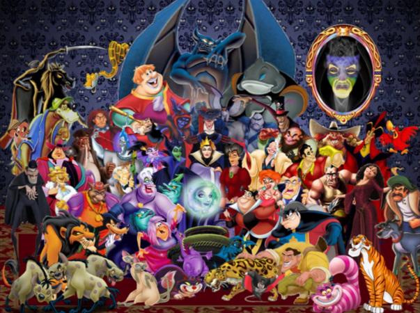 Disneys Atlantis The Villains: Redeemable Villains: How Disney's Brilliance Changes Our