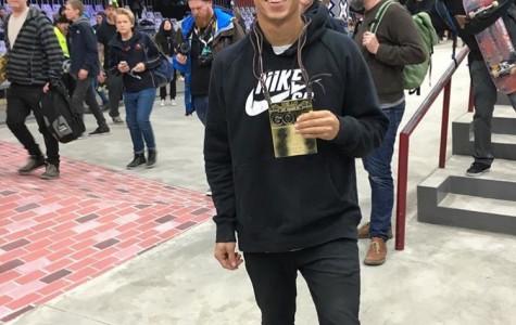 Nyjah Huston 4-Peat at X-Games Oslo
