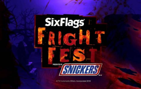 Fright Fest is Now Open