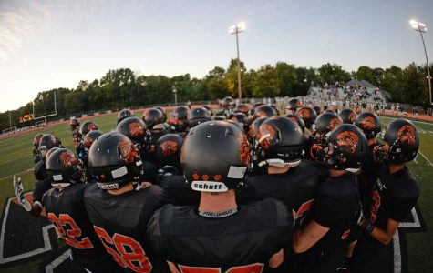 "Middletown North Football Playing in ""Must Win"" Game"