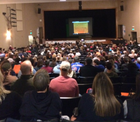 Middletown North hosts Eighth Grade Open House