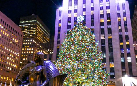 Rockefeller Celebrates the 85th Annual Tree Holiday Lighting