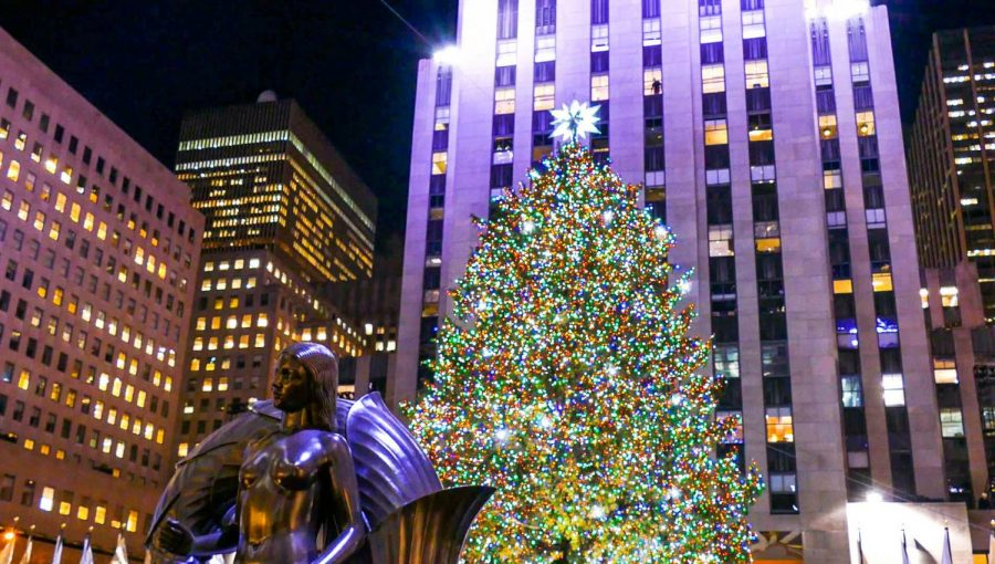 Rockefeller+Celebrates+the+85th+Annual+Tree+Holiday+Lighting