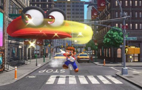 SWITCH IT UP! Super Mario Odyssey Released for Nintendo System