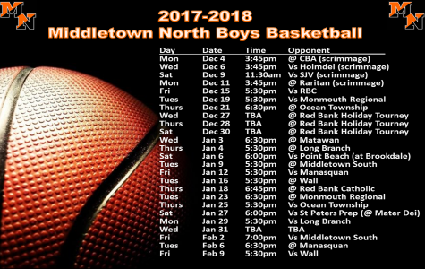 Schedule Release: Come Check Out the 2017-18 Boys Basketball Team This Season!