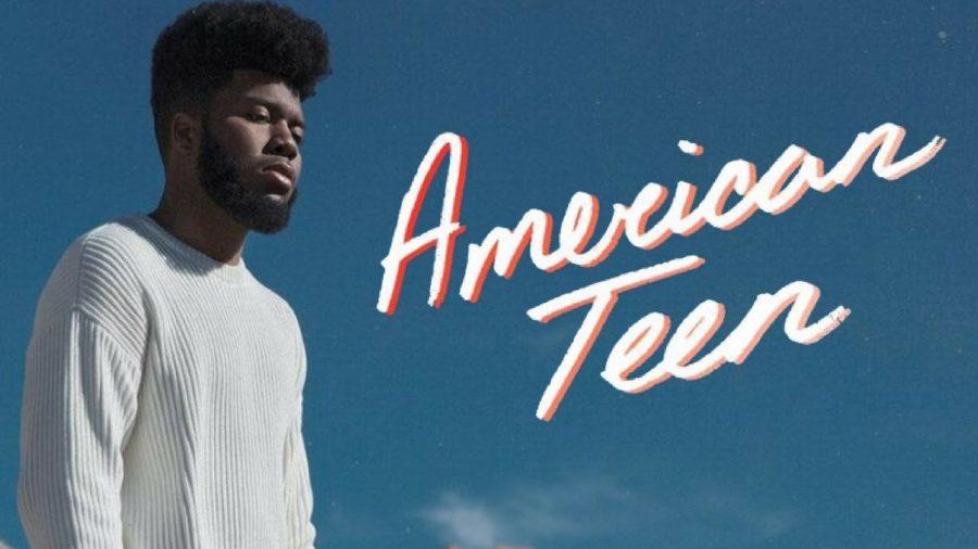 American teen image