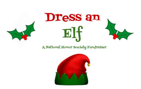 Dress An Elf at Middletown North!