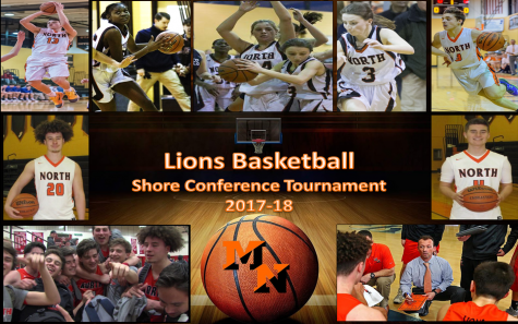 Middletown North Basketball Teams are the Roar of the Shore!