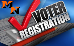 Voter Registration Drive Set for MHSN
