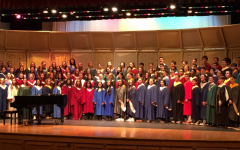 Middletown North Choir Members Perform for All-Shore Chorus Concert