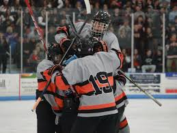 Middletown North Hockey Focused on Title Run for 2018!
