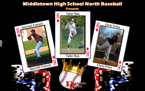 Middletown North Baseball's Diamond Kings