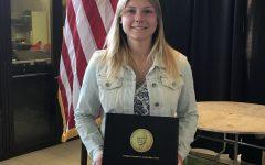Casey Bogues Wins Dwight D. Eisenhower Leadership Award