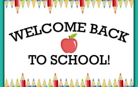 Welcome Back to School MHSN!