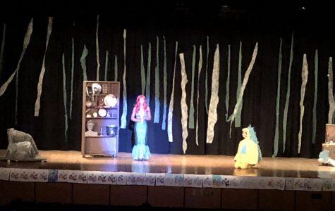 MHSN Performs The Little Mermaid