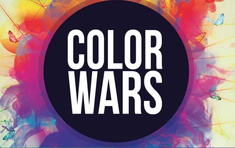 """""""Color Wars"""" at New Monmouth Baptist Church"""