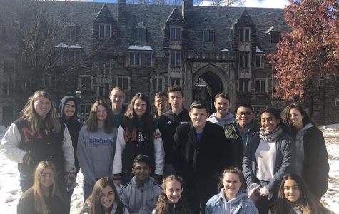 Model U.N. Attends Annual Princeton Conference