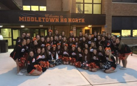 MHSN Cheer Says Goodbye to 2018-19 Seniors