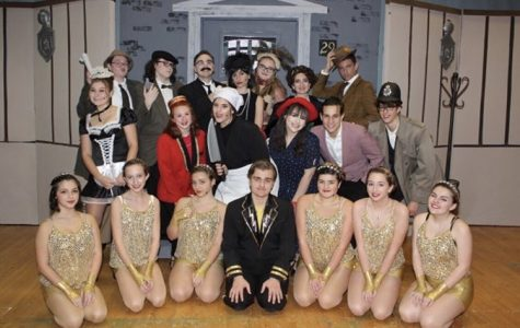 MHSN Drama Students Present CLUE: On Stage