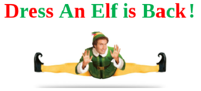 The Dress An Elf Fundraiser Is Back!