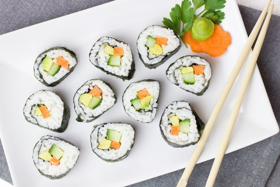 Sushi Comes to HS North