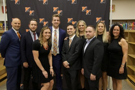 Middletown North Hall of Fame Ceremony Recognizes 9