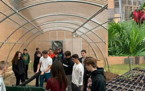 Greenhouse Opening Marks the Beginning of a Sustainable Future