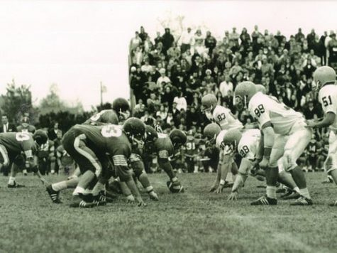 100 Years of Football in Middletown Event on 10/25