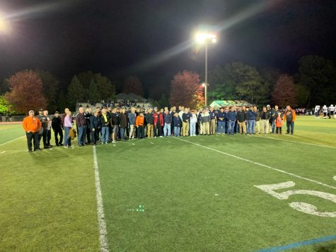 Proud Middletown Alumni Enjoy 100 Years of Football Celebration