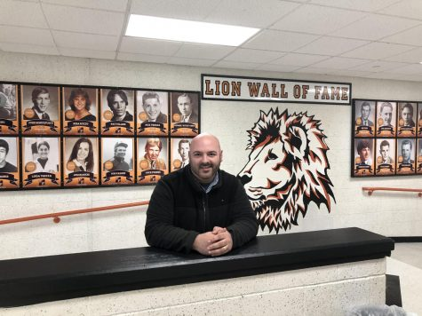 Lion Pride: The Hall of Champions Project Takes Shape at Middletown North