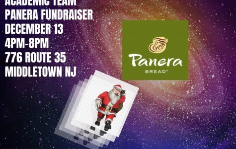 Help the Academic Team Fundraiser by Eating Panera Bread