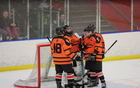 Middletown North Hockey Ties South for Mayors Cup