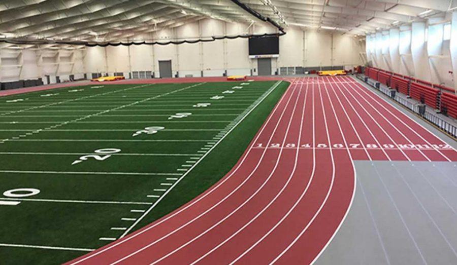 Indoor Track Preview