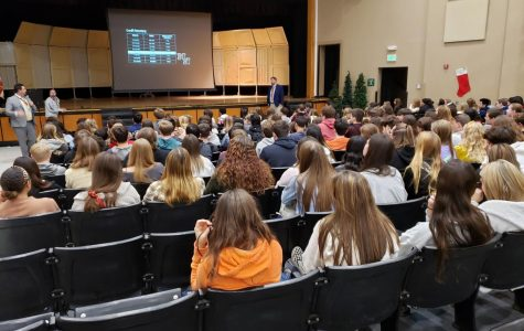 Mid-Year Assemblies Prepare Students for the Rest of the School Year