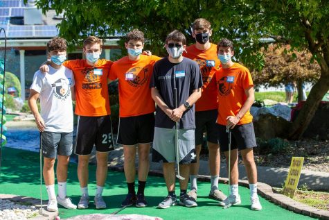 Middletown North Boys Soccer Helps Friends Connect Foundation