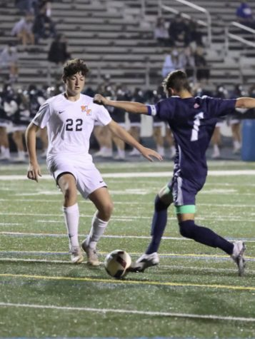 Middletown North Boys Soccer Defeats Middletown South in Overtime