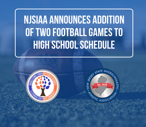 NJSIAA Allows for Two Post-Season Football Games