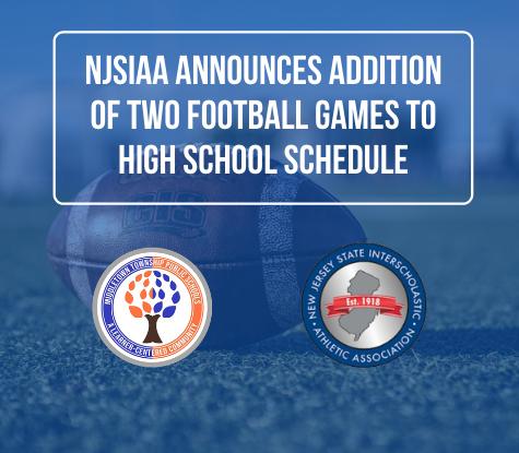 NJSIAA Allows for Two Post-Season Football Games