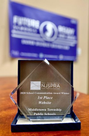 District Earns NJSPRA Recognition for Reopening of Schools Website