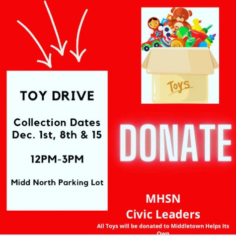 Civic Leaders Organize Holiday Toy Drive