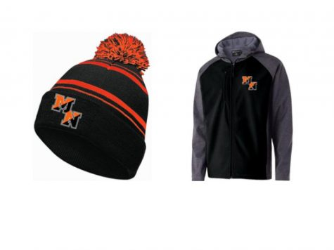 Pictured above are just a couple of items available to purchase in support of your class.
