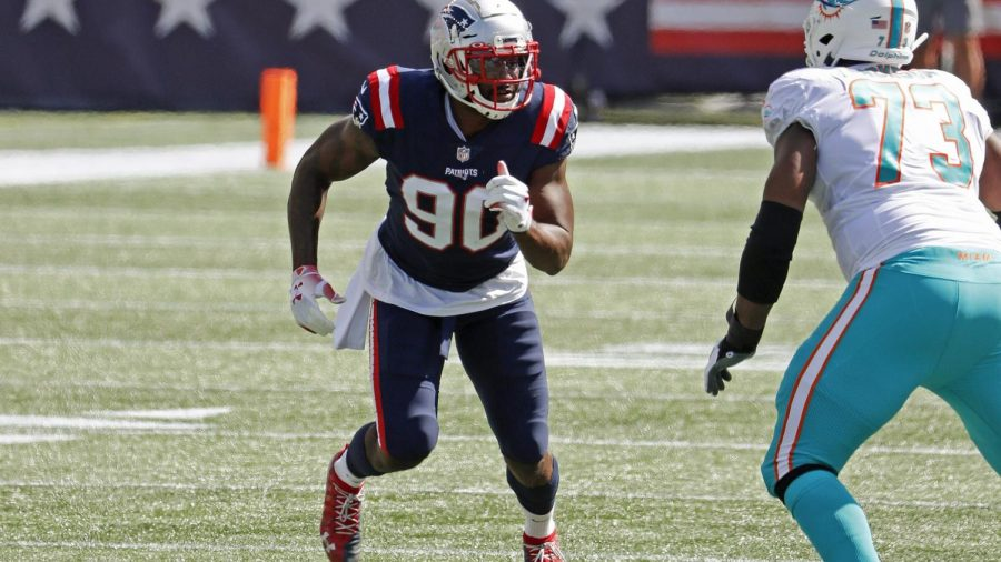 Middletown North's Shilique Calhoun Looking to Win Super Bowl with Reloaded Patriots