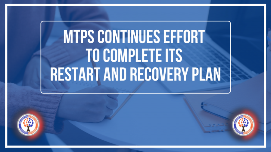 MTPS Eyes May 10 as Anticipated Date to Follow Full Day Schedule