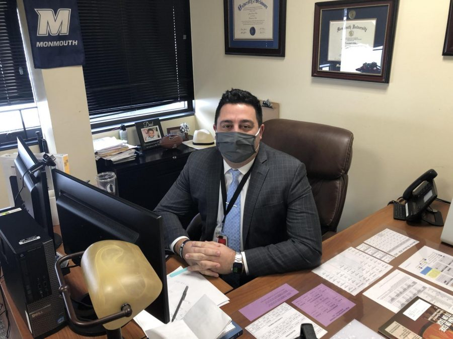 Middletown North Faculty Spotlight: Dr. James Falco