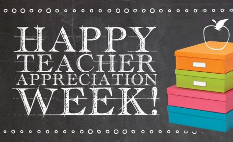 First Week of May Kicks Off Teacher Appreciation Week