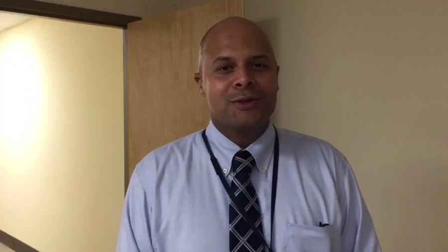 Middletown North Teacher Spotlight: Daniel Alston