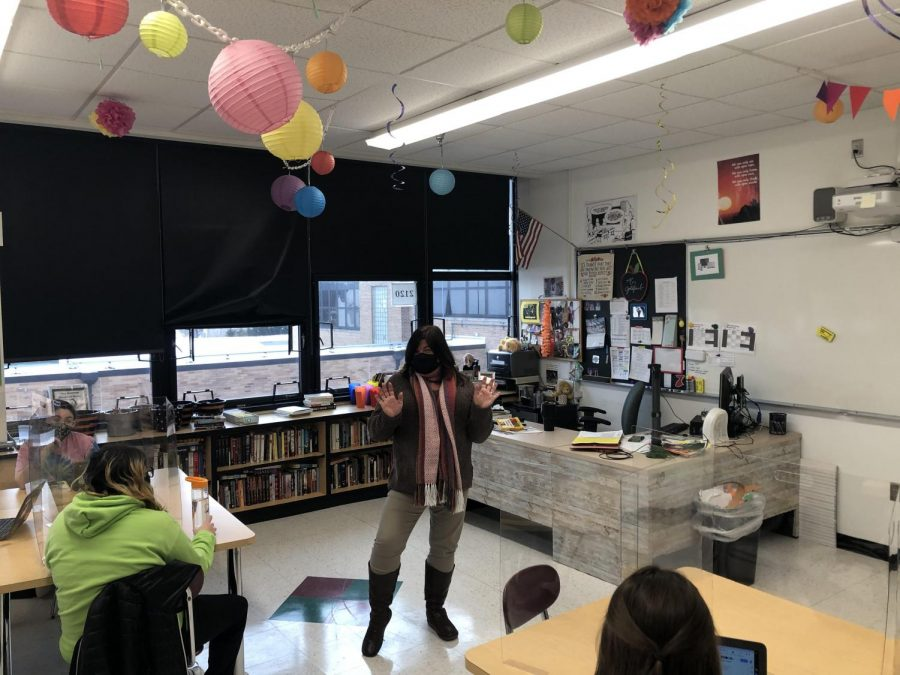 Middletown North Teacher Spotlight: Michelle Goldfarb