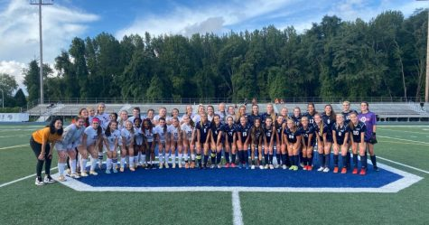 Middletown High School Soccer Programs Fight Pediatric Cancer Together