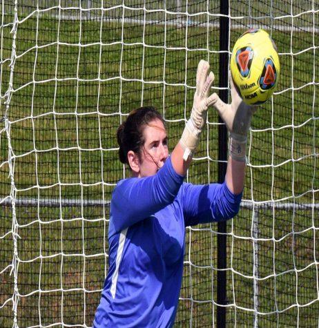 Middletown North Goalie Maura Chawner Reaches 100-Save Milestone